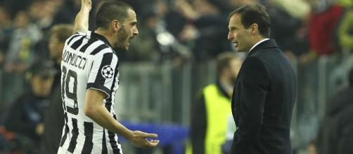 Allegri confirms Bonucci absence after row | FourFourTwo - fourfourtwo.com