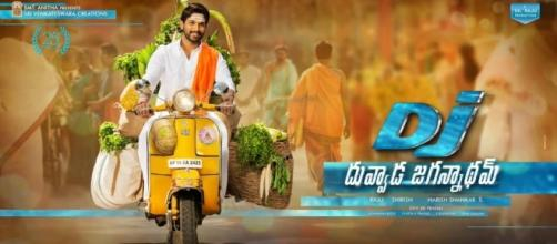 Allu Arjun from 'Dj' movie (Image credits: PR Handout)