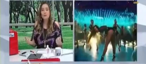 Anitta pe humilhada por Sônia Abrão no programa A Tarde é Sua