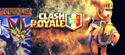 Clash Royale vs Yu Gi Oh Duel Links