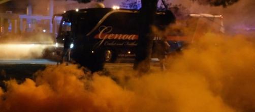 Genoa, la contestazione all'aeroporto - 1 di 1 - Genova ... - repubblica.it