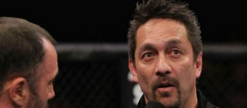 Mario Yamasaki gave no excuses for his mistake at UFC Fight Night 105. | photo credit - theprovince.com