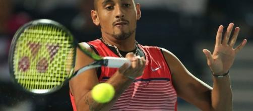 Nick Kyrgios touches down and sets off on winning start at Dubai ... - thenational.ae