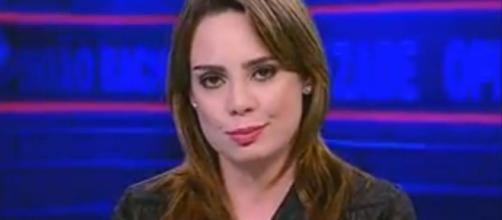 Rachel Sheherazade, do SBT, usa redes sociais com frequência para fazer críticas