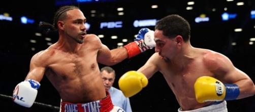 Thurman se llevó la pelea por DD con tarjetas de 116-112, 115-113 y 113-115. bloodyelbow.com