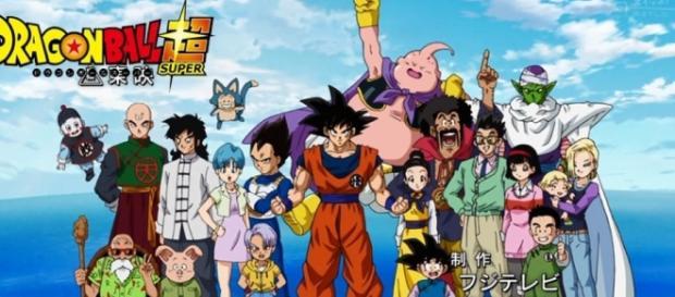 Doblaje latino de la serie Dragon Ball Super