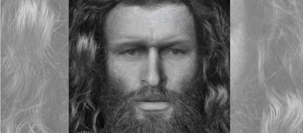 Homem morto há 1400 anos é reconstruído