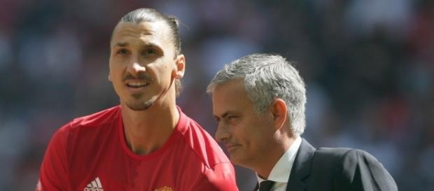 Jose Mourinho reveals Zlatan Ibrahimovic will be staying at ... - thesun.co.uk