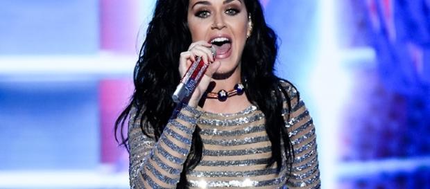 Katy Perry show ai Brit Awards