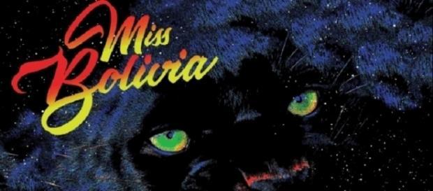 "Miss Bolivia presenta ""Pantera""."