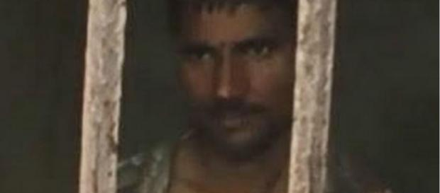 Nazim Miyan foi detido depois de crime horrendo