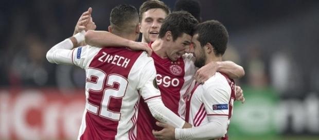 No placar agregado, Ajax 1 e Legia 0
