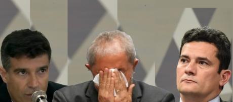 Fevereiro 2016. A opinião dos eleitores em relação a Lula Sérgio Moro