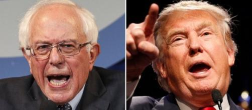 Bernie Sanders Takes on Donald Trump Online - ABC News - go.com