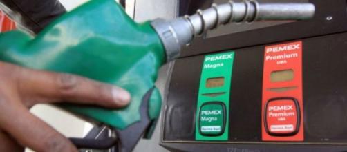 Gasolinazo en México. Foto: Google