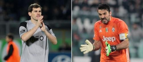 Porto-Juventus : Iker Casillas et Gianluigi Buffon, les gardiens ... - francetvsport.fr