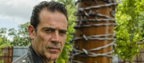 Racist 'The Walking Dead' Shirt Pulled From Stores - Jeffrey Dean ... - harpersbazaar.com