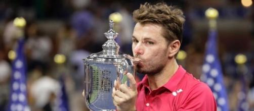 Stan Wawrinka after winning the US Open title. ... - playyoursport.com (Taken from BN Library)