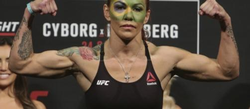 USADA clears 'Cyborg' Justino of potential doping violation ... - inquirer.net