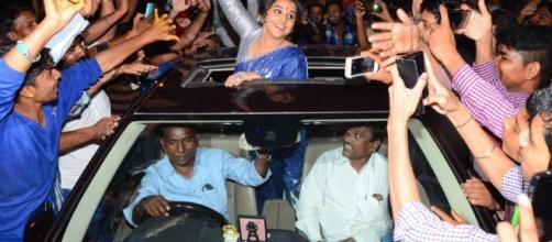 Vidya Balan to star in Rajinikant film- Photos,Images ... - ibtimes.co.in