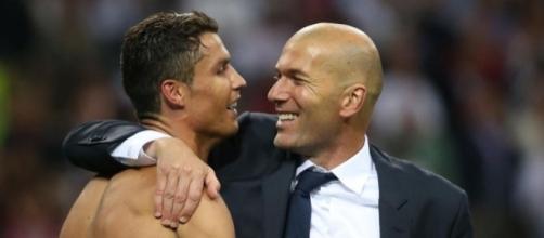 When stars like Cristiano Ronaldo and Zidane align, winning the ... - eurosport.com