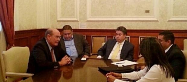 Comisión del parlamento investigará corrupción en PDVSA Foto @ParaganarOmar