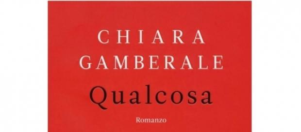 Cover dell'ultimo romanzo della scrittrice C. Gamberale