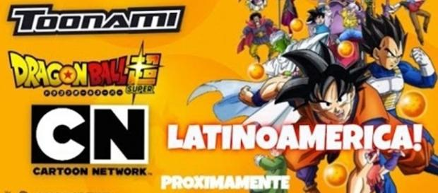 Doblaje latino para dragon ball super