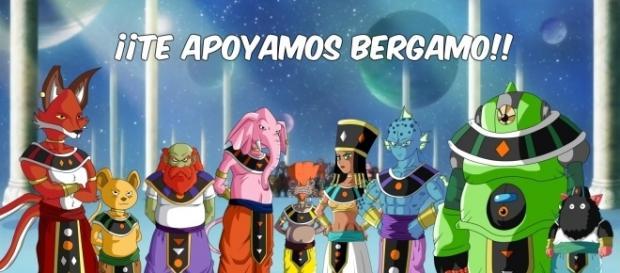 Los dioses apoyan ahora al universo 9