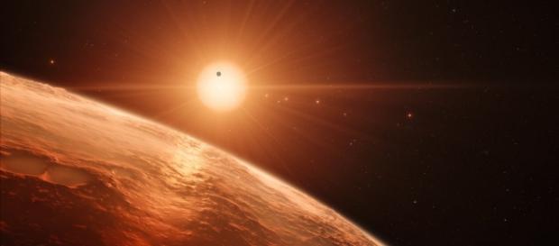 Los seres habitables estarían capacitados para ver a través de infrarrojos