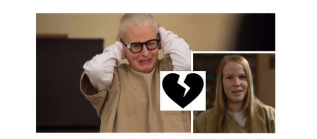 Orange Is The New Black: L'actrice Emma Myles (Leanne) a brisé le cœur de Lori Petty (Lolly)