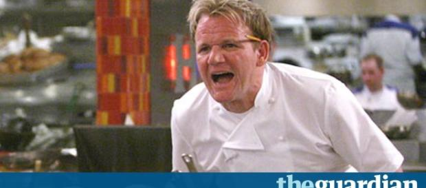 Warning: chefs behaving properly | Life and style | The Guardian - theguardian.com