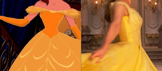 'La Bella' Emma Watson lista para estrenar la nueva gran producción de Disney