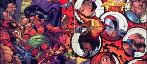 Alpha Flight Vol 2 12   Marvel Database   Fandom powered by Wikia - wikia.com