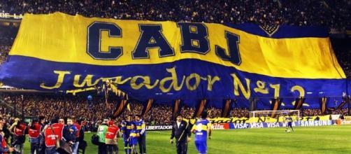 Boca Juniors #10 Roman Away Soccer Club Jersey | GG-loop - gg-loop.com