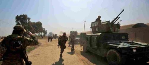 Iraqi forces capture airport in fight for Mosul - cote-ivoire.com BN Support