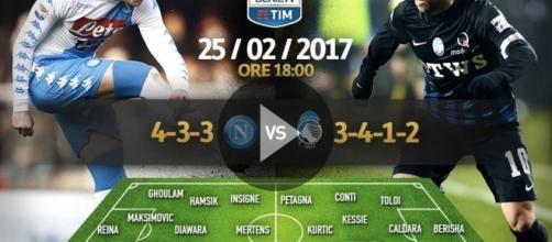 Napoli-Atalanta 0-2: super Caldara show! Video e HIGHLIGHTS