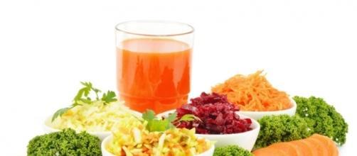 Los jugos son parte de las dietas desintoxicantes