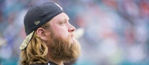 Nick Mangold, the gold standard for offensive lineman was released by the Jets - sportsvolt.com