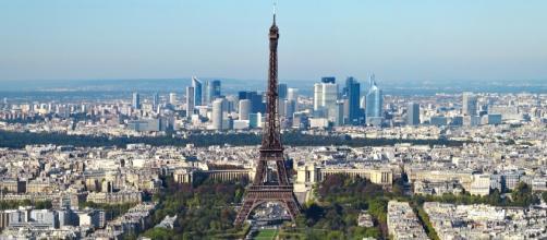 Paris - Tour Eiffel - CC BY --