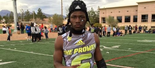 Pylon 7-on-7 Vegas: Day One Top Performers 2016 - 247sports.com