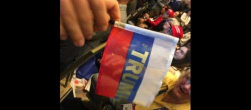"""The Hill on Twitter: """"JUST IN: CPAC attendees wave Russian flags ... - twitter.com"""