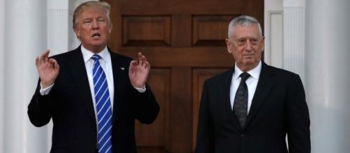 Trump picks legendary Marine Gen. Jim Mattis for defense secretary ... - businessinsider.com BN Support