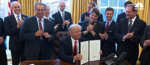 Trump Signs Another Executive Order to Further Slash Regulations ... - nbcnews.com