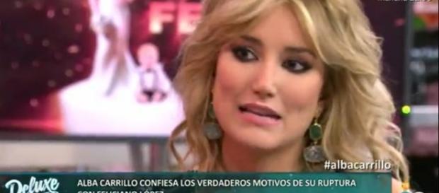 """Alba Carrillo: """"Estuve ingresada en la clínica Lopez Ibor ... - europapress.es"""