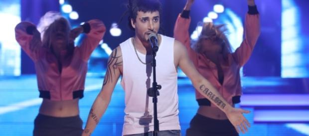 ANTENA 3 TV | Blas Cantó se vuelca con la rumba de Melendi en un ... - antena3.com