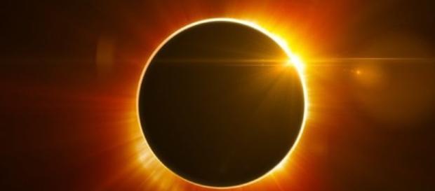 Eclissi di sole 26 febbraio 2017