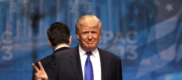 El anuncio del presidente Donald Trump