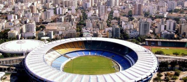 Estádio do Maracanã não está pronto para receber o clássico