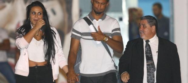 Goleiro Bruno é solto em Minas Gerais após decisão do STF